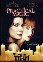 Practical Magic [New DVD] Ac-3/Dolby Digital, Dolby, Dubbed, Eco Amaray Case,