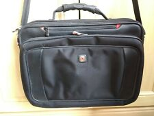 WENGER ( Swiss Army Knife Fame ) Small Compact Strong FLIGHT / TRAVEL CASE / BAG