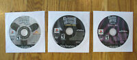 Guitar Hero II 2, lll 3: Legends of Rock & Encore 80s  Playstation 2 - Disc Only