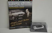 .OPEL Collection Nr. 126 - Opel Guiseppe Bertone Astra F Cabrio in Box + Heft