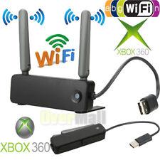 Dual Wireless N Network Net Internet WiFi USB Adapter For Microsoft XBOX 360 NEW