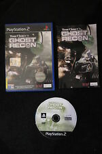 PS2 : TOM CLANCY'S : GHOST RECON - Completo, ITA !