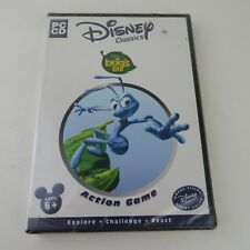 DISNEY'S ACTION GAME : A BUG'S LIFE - DISNEY PIXAR (PC CD-ROM) GAME NEW & SEALED