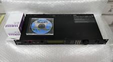 Yamaha Mu-100R Tone Generator Xg Gm sound module w/adapter & Cd-Rom