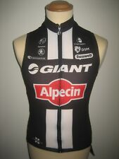 Giant Alpecin ISSUED for LARS VAN DER HAAR cycling jersey shirt maillot size S