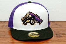 New Era Fresno Lowriders Minor League Baseball Cap/Hat-New FREE SHIPPING