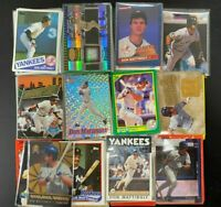 1985-2019 DON MATTINGLY LOT X 20 Cards Inserts / High End / #'d NO DUPES Yankees