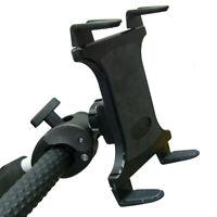 Regolabile Robusta Morsetto Golf Trolley Manubrio Supporto per Tablet Huawei