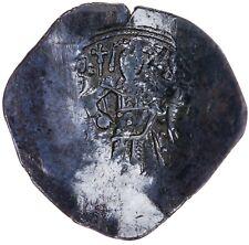 Byzantine Theodore I Comnenus-Lascaris of Nicaea 1208-1222 BI Trachy DOC B5a.2