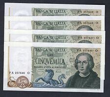 5000 LIVRES 1973 COLOMBO 3 FDS DE CARAVELLE