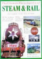 The Ultimate Encyclopedia of Steam and Rail (Transport),Colin Garratt, Max Wade
