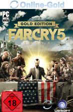 Far Cry 5 Gold Edition - PC Uplay Code de téléchargement - Seulement pour l'UE