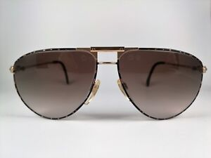 Rodenstock Lifestyle Glasses 7081C Vintage Sunglasses Gold Plated Sunglasses