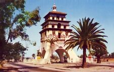 TIJUANA, MEXICO. ENTRANCE TOWER TO CALIENTE RACE TRACK