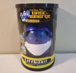 Vintage 2000 Johnny Bot - Little Bot Rocker - Interactive Robot Toy - VERY RARE