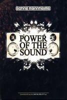 SÖHNE MANNHEIMS 'POWER OF THE SOUND' 2 DVD NEW+!!!!!