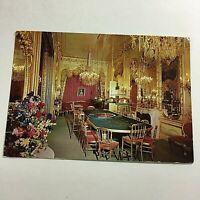 Vintage Postcard Baden Casino Pompadour Saal  P7