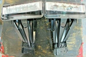 2019-2021 Ford F-250 Tremor Fog lights left and right hand (pair)