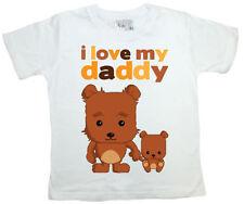 T-shirt blanc pour fille de 2 à 3 ans