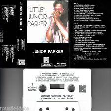JUNIOR PARKER - Little Junior Parker ★ MC Musikkassette