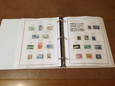 Canada collection 3 ring binder with pages 1851-1999, 859 stamps price reduced