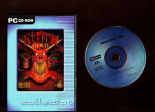 DUNGEON KEEPER GOLD. SUPERB STRATEGY/RPG/ACTION GAME FOR THE PC!!