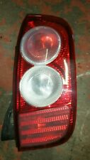 2010 NISSAN MICRA K12 O/S Drivers Right Rear Taillight Tail Light 26550BC400