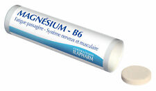 MAGNESIUM ET VITAMINE B6 - Fatigue passagère - Stress et fatigue - Programme rec