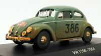 Norev 1/43 Scale Model Car 840012 - VW 1200 Monte Carlo Rally 1954