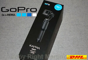 GoPro Karma Grip Gimbal für GoPro 4/ 5 /6/7 black Schwenk Stativ original NEU !