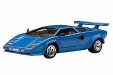 AUTOart Lamborghini Countach 5000s Blue 1 43 Miniature Car