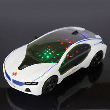 Electric Flash Light Music Toy Car With Multicolor For Children Kids Toy