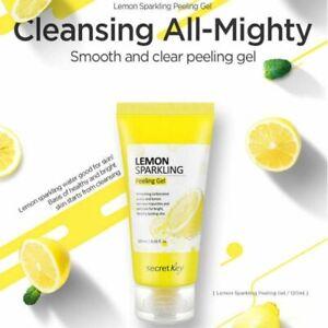 Secret Key - Lemon Sparkling Peeling Gel - 120mL 4.05oz [US SELLER]