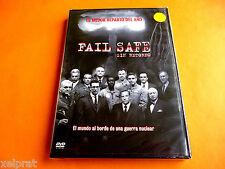 FAIL SAFE / Sin retorno - Stephen Frears - Precintada