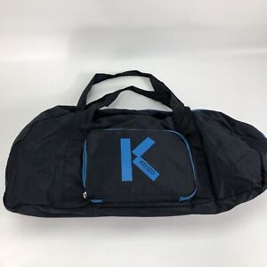 Kenzo Bag Kenzo Parfums Small Holdall Inside Out Zipped Bag