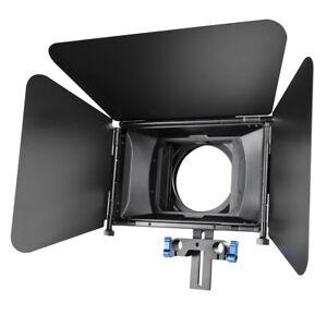 walimex pro Sonnenblende Matte Box Director I für DSLR VIdeo Rig