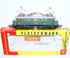 Fleischmann DC HO 1:87 DB BR E44 056 Heavy Diecast ELECTRIC LOCOMOTIVE NMIB`76!