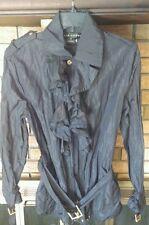 Black Label Ralph Lauren Ruffle Jacket, NWOT Size 8