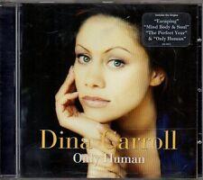 DINA CARROLL - ONLY HUMAN - CD (OTTIME CONDIZIONI)