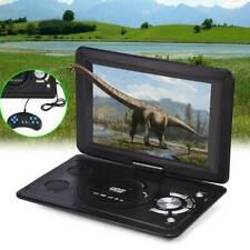 """13,9"""" DVD Player Tragbar 270° Drehbar HD Fernseher 16: 9 LCD Video Spieler EU"""
