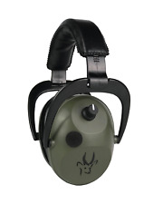 Bushbuck Sporting Professional Electronic Shooting Ear Muff / Defender 6x Amp