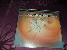 United Dee Jays / Too much rain - Maxi CD