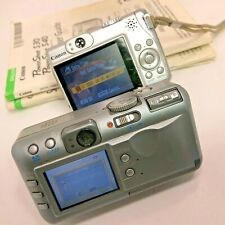 Canon Digital Cameras Power Shot S40 Ai AF & A540 6.0MP 4X Zoom PARTS ONLY Two 2