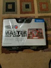 MATCO MST6501A Master Bolt Grip Set Harmonic Balancer Steering Wheel Puller New