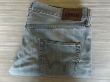 Men's Edwin ED-55 Relaxed Tapered Blue Jeans W38 L34