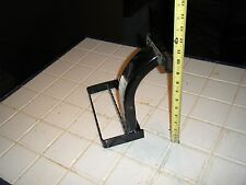 Steel drop step w bracket for Montana tractor or wagon implement etc Right hand
