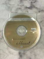 Wolfgang Amadeus Mozart CD #3 Classical Masters One CD Replacement Classical