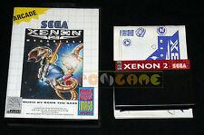 XENON 2 MEGABLAST Master System Versione Europea PAL ••••• COMPLETO