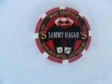 New listing $5 Hard Rock Sammy Hagar Chip