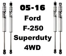 "FOX 2.0 Performance IFP Front+Rear Shocks Fits 05-16 Ford F250 4WD W/5.5-7"" Lift"